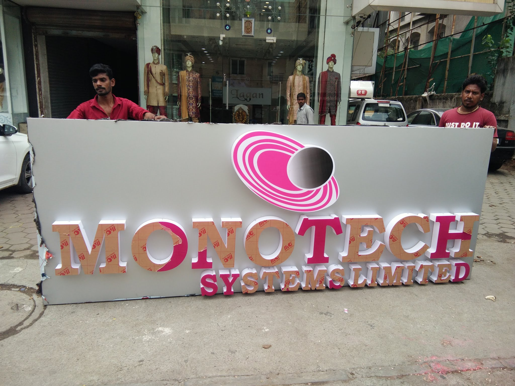 prohibition sign making companies in chennai